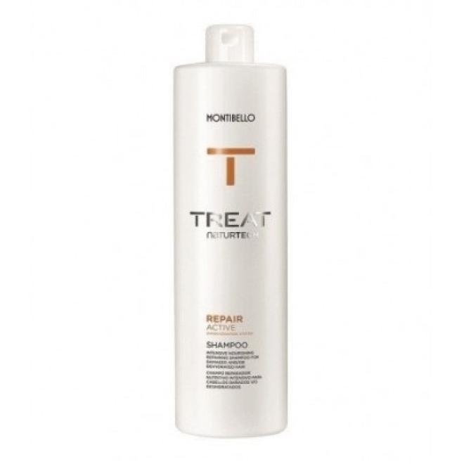 Montibello  Szampon Montibello Treat NaturTech Repair Active odbudowujący do włosów zniszczonych 1000 ml Волосы - шампуни  оптом
