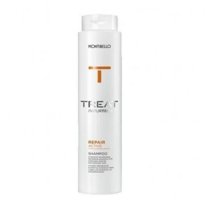Montibello  Szampon Montibello Treat NaturTech Repair Active odbudowujący do włosów zniszczonych 500 ml Волосы - шампуни  оптом