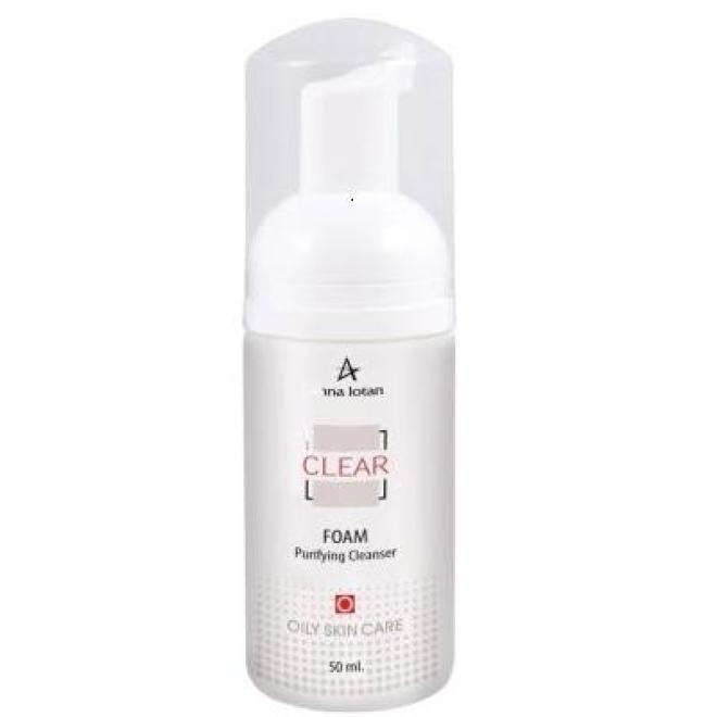 Anna Lotan  Czysta pianka oczyszczająca Anna Lotan Clear Foam Purifying Cleanser do cer wrażliwych (803) 125ml Демакияж  оптом