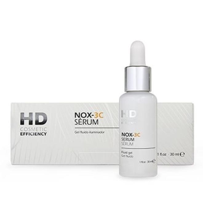 HD Cosmetic Efficiency  Serum NOX-3C SERUM żel rozświetlający antyoksydacyjny HD Cosmetic Efficiency 30 ml Сыворотки --//-- оптом