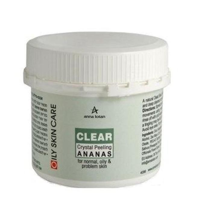 Anna Lotan  Enzymatyczny peeling z ananasem Clear (4096) Anna Lotan 250 ml Пиллинг лица  оптом