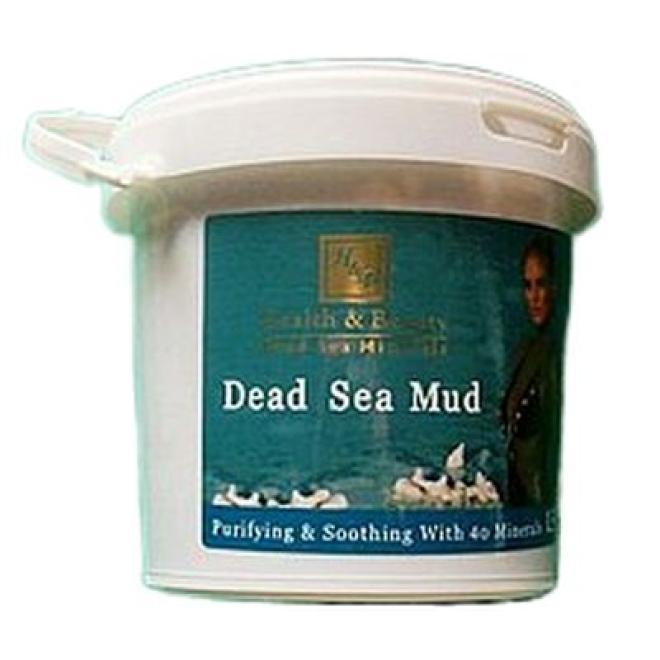Health&Beauty Izrael  Naturalne błoto z Morza Martwego wzbogacone minerałami Health&Beauty Dead Sea Mud 1.5kg Мертвое море  оптом