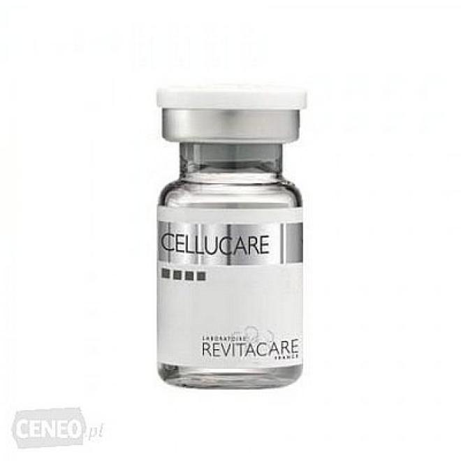 Revitacare  Koktajl RevitaCare CELLUCARE o działaniu lipolitycznym i drenującym 1 x 5 ml DATA 03/2020 Целлюлит, упругость кожи тела  оптом