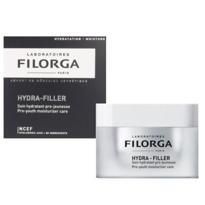TOPSECRET  Filorga Hydra-Filler Cream Krem odmładzający i nawilżający 50ml Сыворотки  оптом