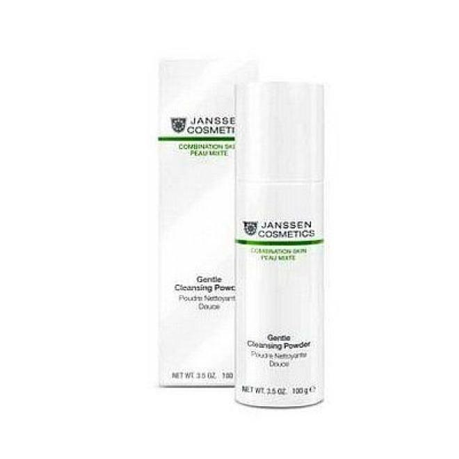 Janssen Cosmetics  Proszek oczyszczający Janssen (6600) Gentle Cleansing Powder Combination Skin do demakijażu 100g Демакияж  оптом