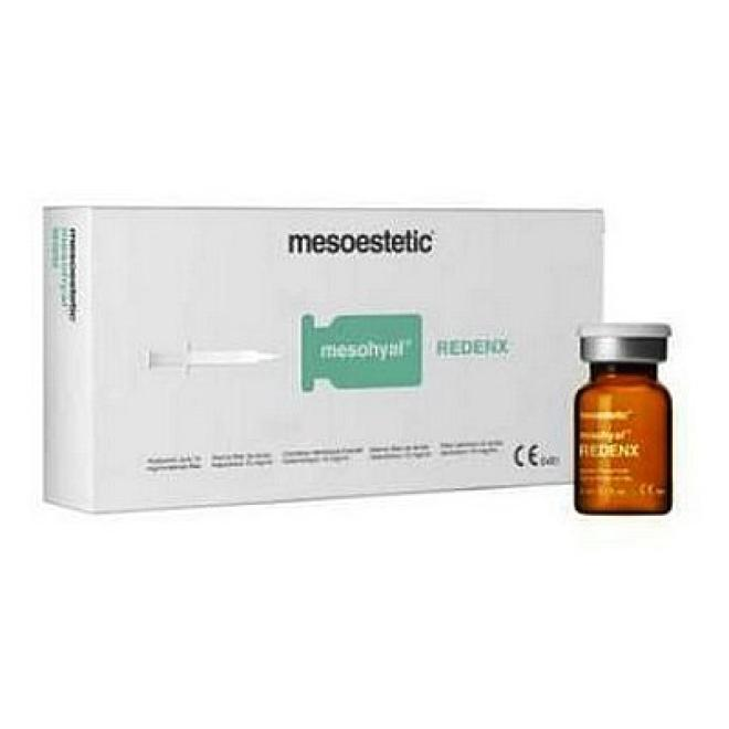 Mesoestetic  Koktajl Mesohyal Redenx Mesoestetic 5 x 3 ml Мезотерапия иглами --//-- оптом