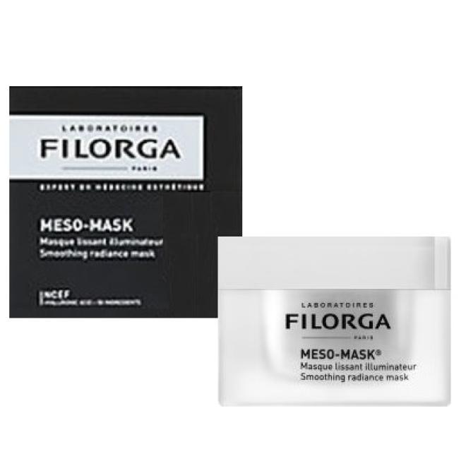 TOPSECRET  Filorga Meso-Mask Smoothing Radiance Mask Maska przeciwzmarszczkowa rozświetlająca 50ml Сыворотки  оптом