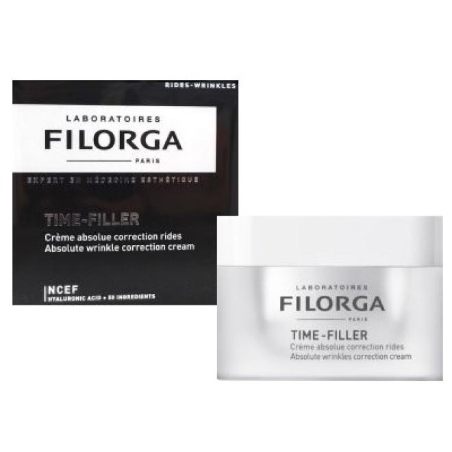 TOPSECRET  Filorga Time Filler Cream Krem przeciwzmarszczkowy 50ml Сыворотки  оптом