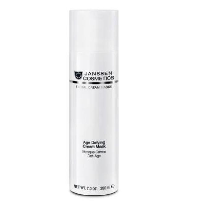 Janssen Cosmetics  Maska kremowa Janssen Age Defying Cream Mask (8500p) do skóry wymagającej 200 ml Маски кремовые и грязевые --//-- оптом