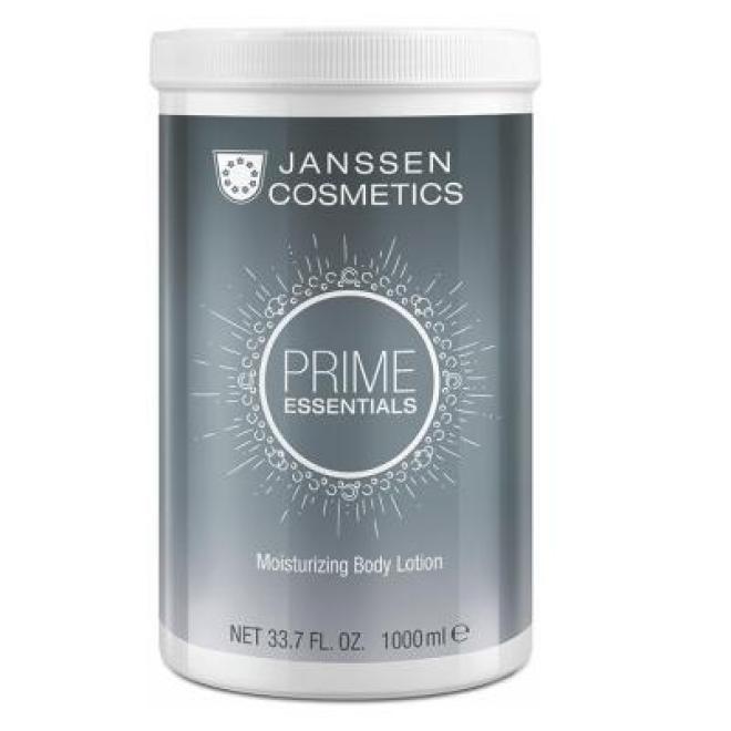 Janssen Cosmetics  Nawilżająca emulsja do ciała Janssen Moisturizing Body Lotion (8901p) 1000 ml Целлюлит, упругость кожи тела  оптом