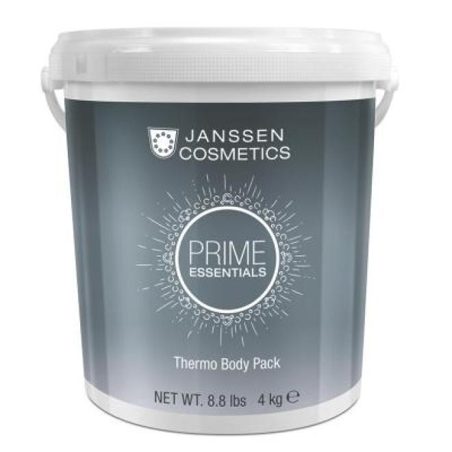 Janssen Cosmetics  Termiczna maska do ciała z algami Janssen Thermo Body Pack (8882p) 4 kg Целлюлит, упругость кожи тела  оптом