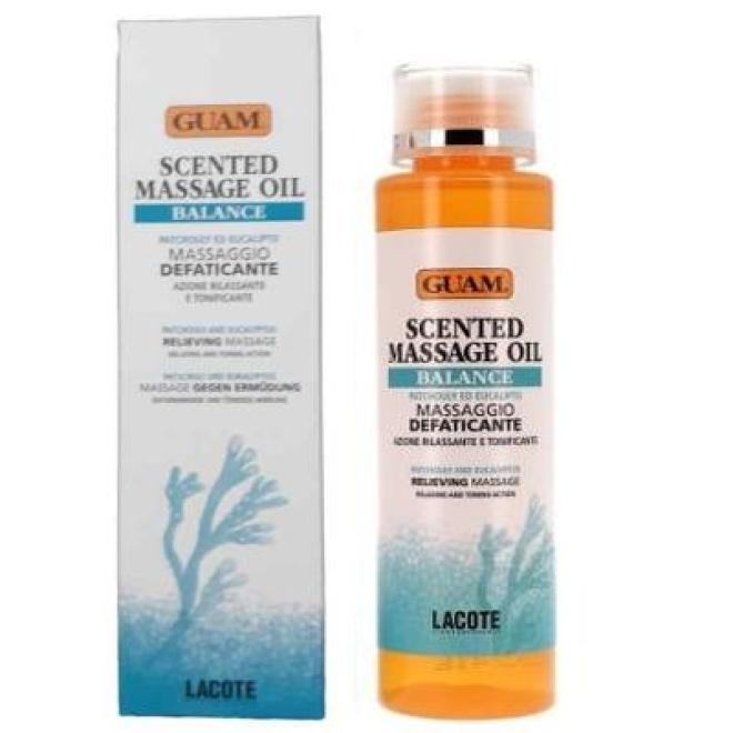 Guam  Guam Olejek do masażu Scented Massage Oil Balance balansująco-tonizujący 150 ml Масло и крем для массажа  оптом