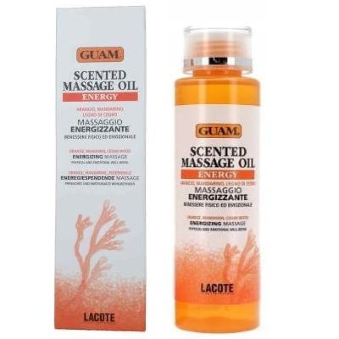 Guam  Guam Olejek do masażu Scented Massage Oil Energy energizujący 150 ml Масло и крем для массажа  оптом