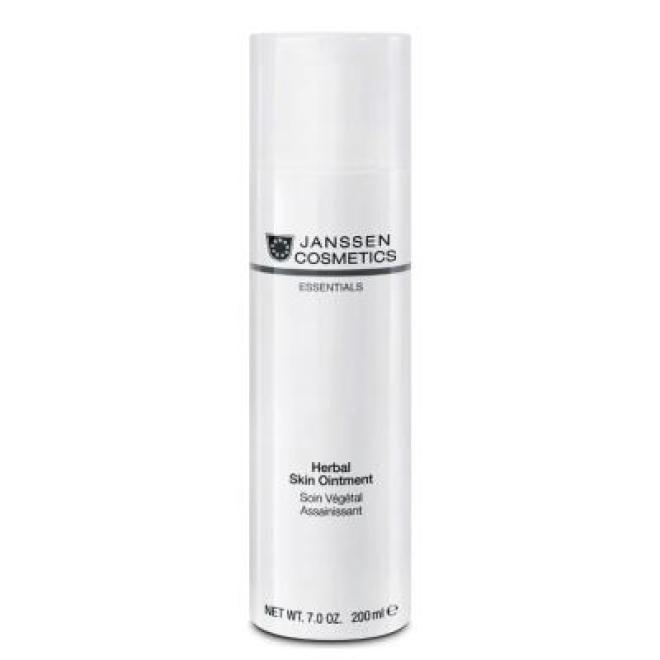Janssen Cosmetics  Ziołowy krem na problemy skórne Janssen Herbal Skin Ointment (5520p) 200 ml Крем и препараты для проблемной кожи  оптом