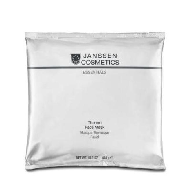 Janssen Cosmetics  Maska termiczna Janssen Thermic Face Lift Mask (540p) modelująca 4 x 440 g Маски кремовые и грязевые  оптом
