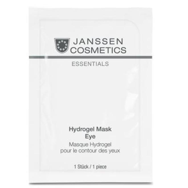 Janssen Cosmetics  Maska Hydrożelowa na okolicę oczu Janssen Hydrogel Mask Eye (8208p1) 1 x 1 szt. Маски тканевые  оптом