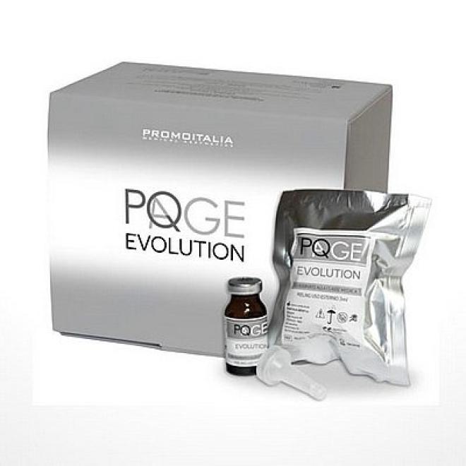 Promoitalia  Promoitalia Peeling PQAge Evolution ujędrniająco - liftingujące nieagresywna regeneracja PQ Age 1 x 3ml Медицинские кислоты и пиллинг --//-- оптом