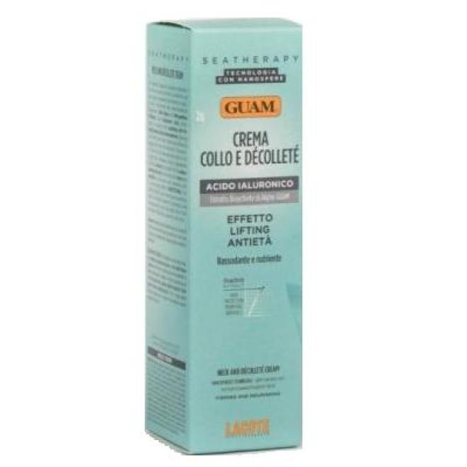 Guam  Krem Guam Seatherapy Crema Collo e Decollete modelujący na szyję i dekolt 75ml Уход шея, декольте, бюст  оптом
