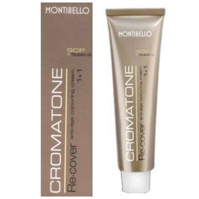 Montibello  Farba do włosów Montibello Cromatone Recover 60ml Волосы - краска, укладка --//-- оптом