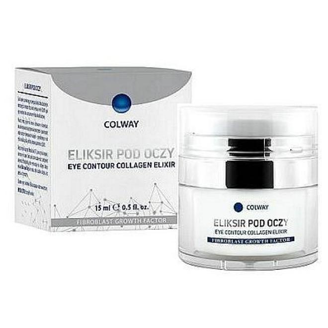 Colway  Serum eliksir pod oczy Natural Collagen Colway 15ml Крем и препараты для области глаз   оптом