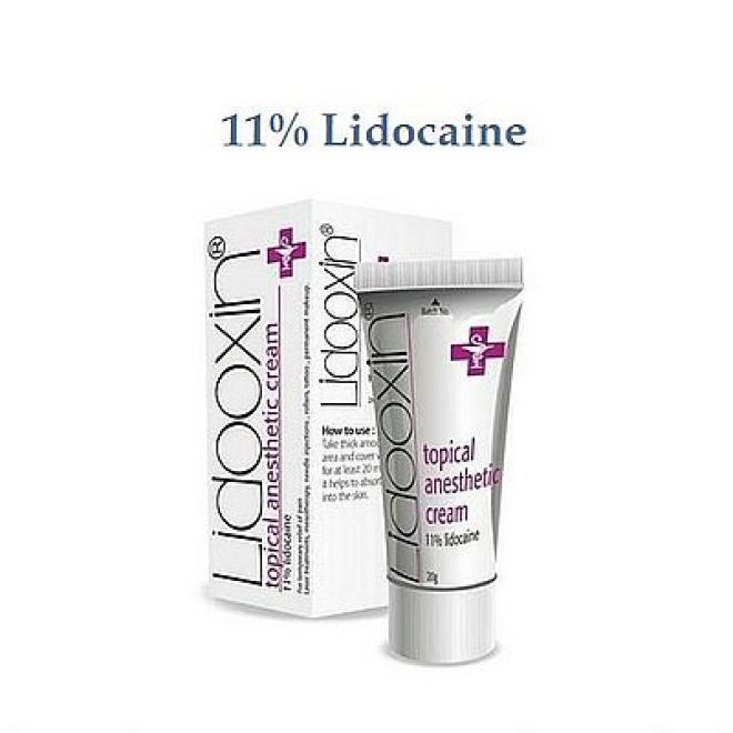 Farmacologia Gruppo  Krem znieczulający Lidooxin z lidokainą 11% 20g Мезотерапия - ультразвук, электрофорез --//-- оптом
