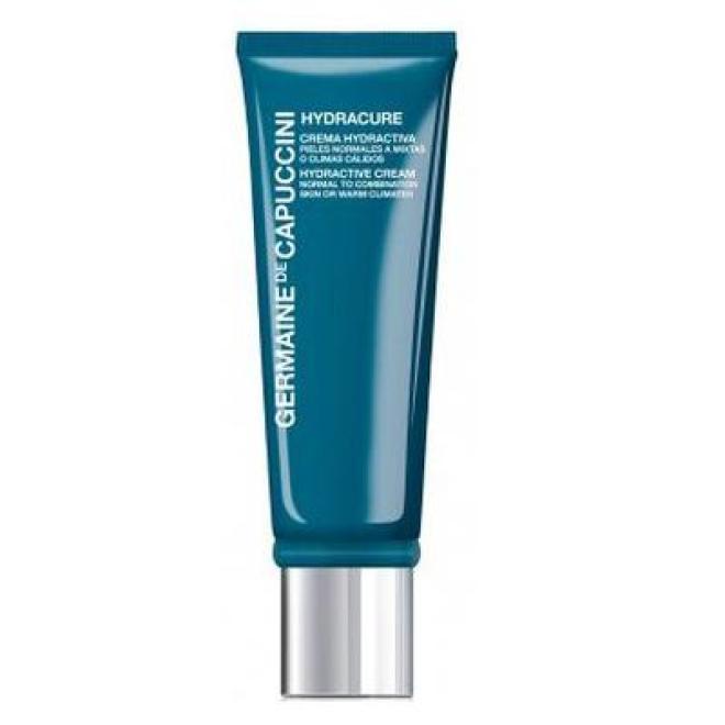 Krem nawilżający dla skóry normalnej i suchej Hydracure Hydractive Cream Normal to Dry Skin Germaine de Capuccini 50 ml Крем дневной --//-- оптом