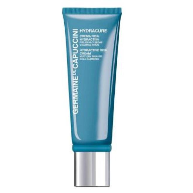 Krem nawilżający dla skóry suchej i bardzo suchej Hydracure Hydractive Rich Cream Very Dry Skin Germaine de Capuccini 50ml Крем дневной  оптом