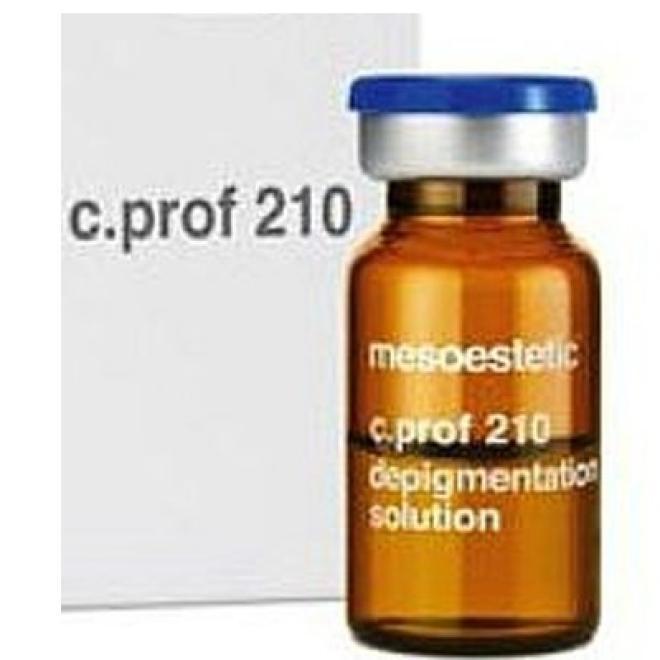 Mesoestetic  Koktajl depigmentujący Depigmentation Solution c.prof 210 Mesoestetic 1 x 5ml Ампулы, мезотерапия  оптом