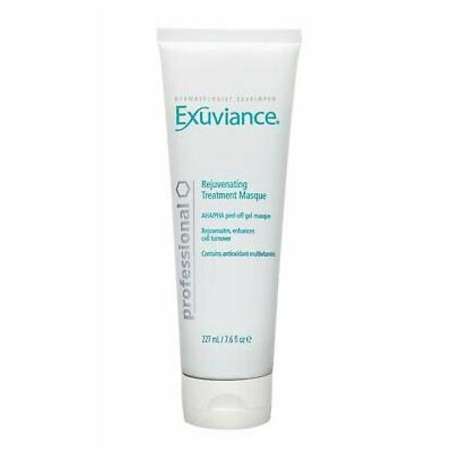 Exuviance  Maska peel-off Exuviance Rejuvenating Treatment Masque Kuracja odmładzająca 227ml Маски кремовые и грязевые --//-- оптом