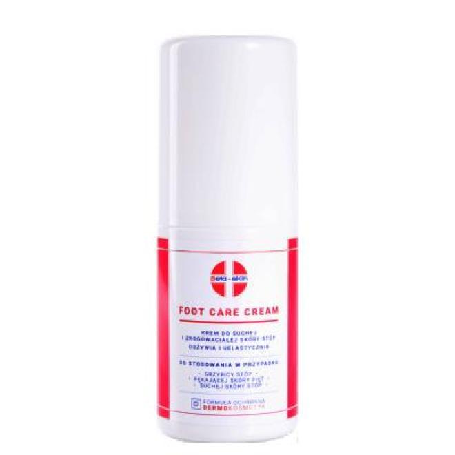 Beta - Skin  Beta Skin Foot Care Cream Classic Krem do stóp regenerujący, nawilżający i pielęgnujący 75ml Уход руки, стопы  оптом