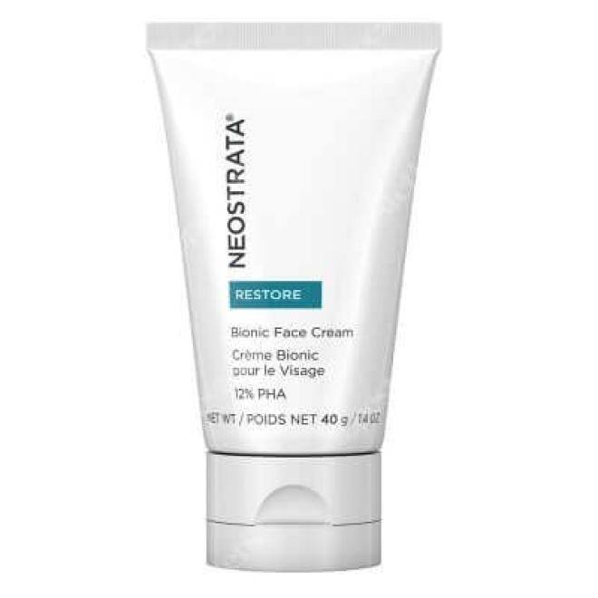 NeoStrata  NeoStrata Restore Bionic Face Cream Krem do twarzy ujędrniający zmniejszający podrażnienia 40g Крем и препараты для проблемной кожи  оптом