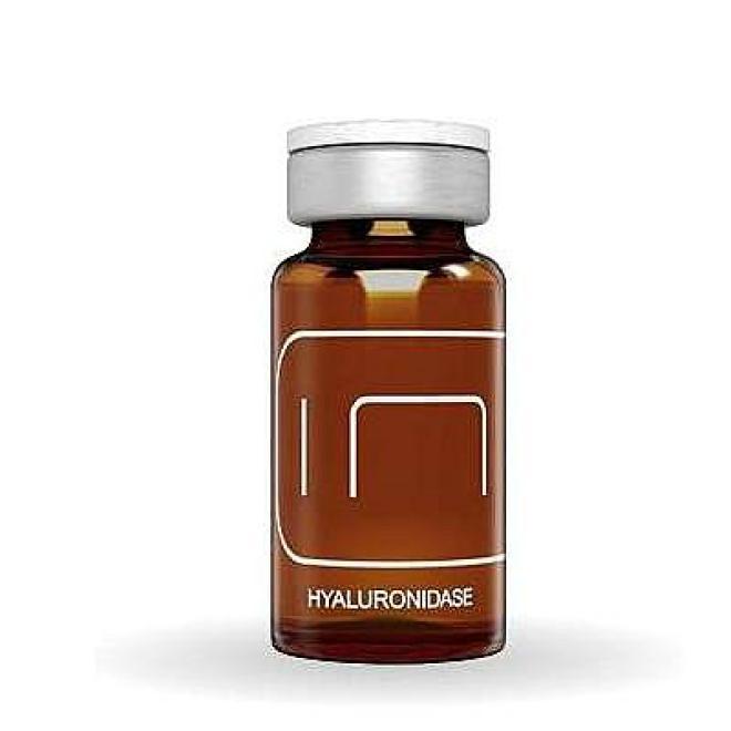 Institute BCN  Hialuronidaza Hialuronidase enzym leczenie cellulitu InstituteBCN fiolka 1500Ul Ампулы, мезотерапия  оптом