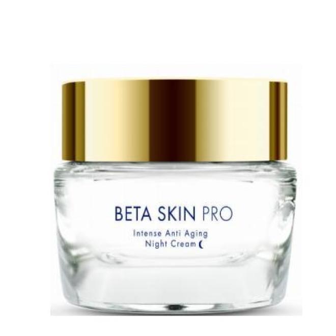 Beta - Skin  Krem Beta Skin Pro Intense Anti Aging Night Cream dla cery dojrzałej i wymagającej 50ml Крем ночной  оптом