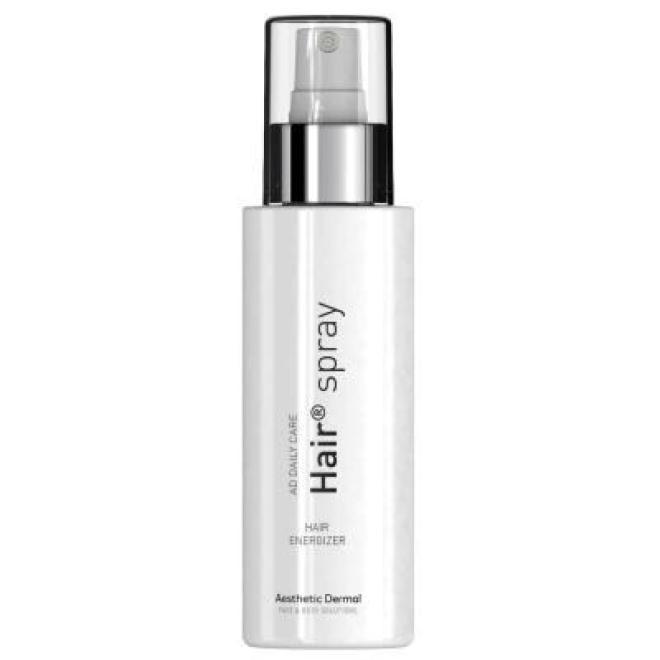 Aesthetic Dermal Hair Daily Care Spray rewitalizujący włosy 125ml Волосы - бальзам, ампулы --//-- оптом
