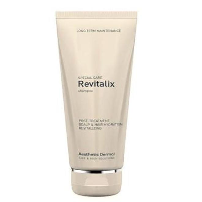 Szampon Aesthetic Dermal Revitalix Shampoo rewitalizacja i wzmocnienie włosów 200ml Волосы - шампуни --//-- оптом