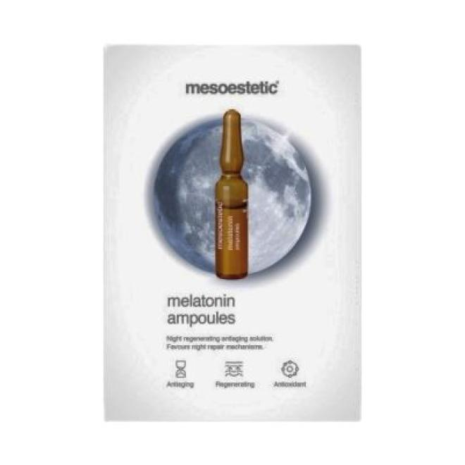 Mesoestetic  Ampułka Mesoestetic Melatonin na noc 1 x 2ml Ампулы, мезотерапия  оптом