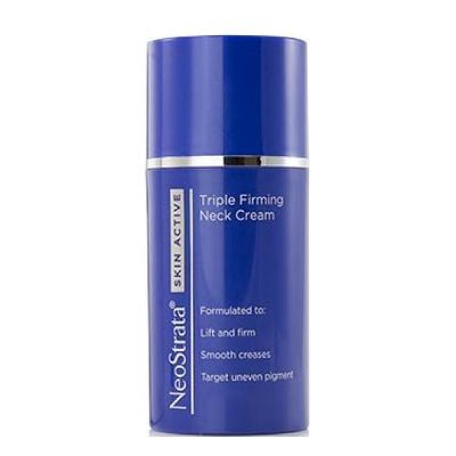 NeoStrata  Neostrata Triple Firming Neck Cream Krem ujędrniający i liftingujący do twarzy szyi i dekoltu 80g Уход шея, декольте, бюст --//-- оптом