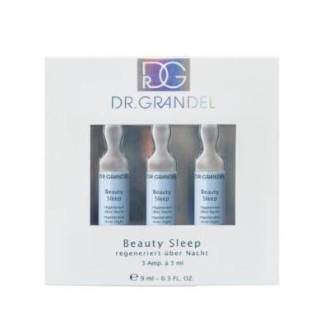 Dr. Grandel  Ampułki Dr Grandel Beauty Sleep łagodząco relaksujące 3 x 3ml Ампулы, мезотерапия --//-- оптом