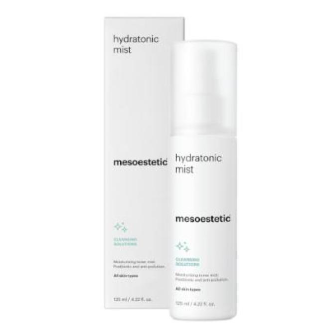 Mesoestetic  Mesoestetic Hydratonic Mist Nawilżający tonik do twarzy w mgiełce 125ml Демакияж --//-- оптом