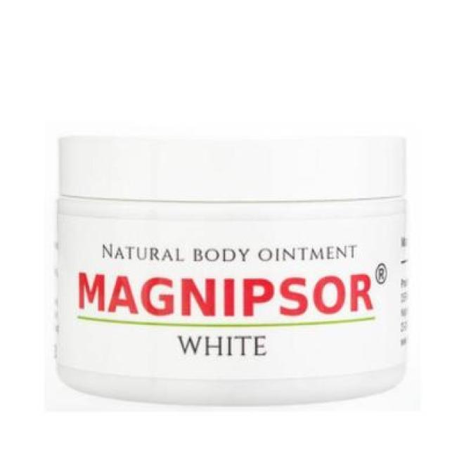 Dermacea  Maść na łuszczycę Dermacea Magnipsor White Natural Body Ointment 150g Крем и препараты для проблемной кожи --//-- оптом