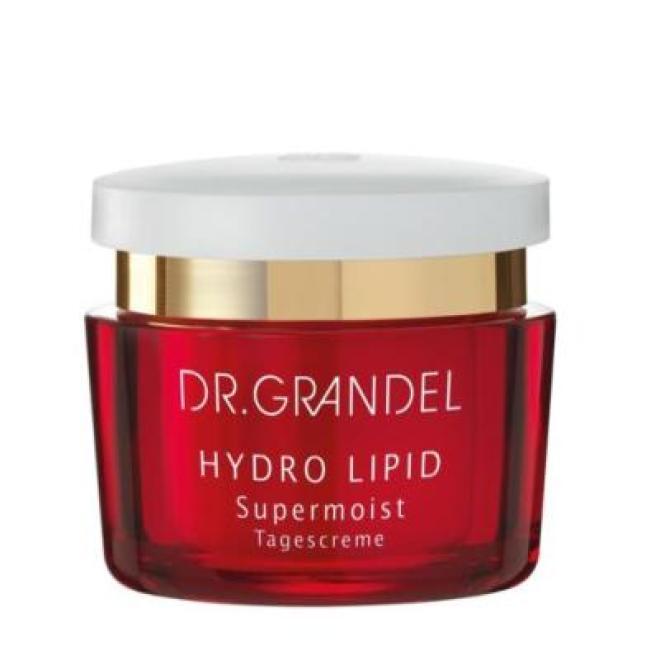 Dr. Grandel  Krem na dzień Dr Grandel Hydro Lipid Supermoist odżywczy 50ml Крем дневной --//-- оптом