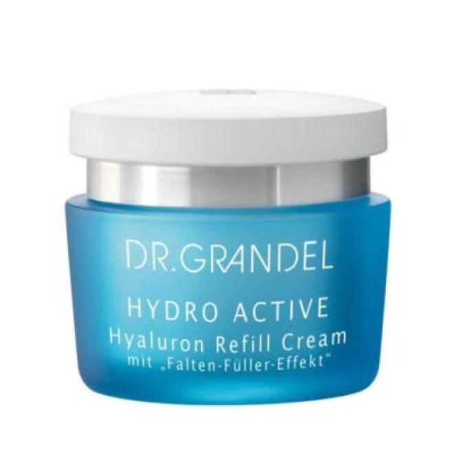 Dr. Grandel  Krem nawilżający Dr Grandel Hydro Active Hyaluron Refill Cream 50ml Крем дневной --//-- оптом