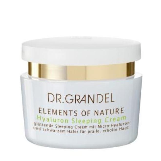 Dr. Grandel  Krem na noc Dr Grandel Elements of Nature Hyaluron Sleeping Cream 50ml Крем ночной --//-- оптом