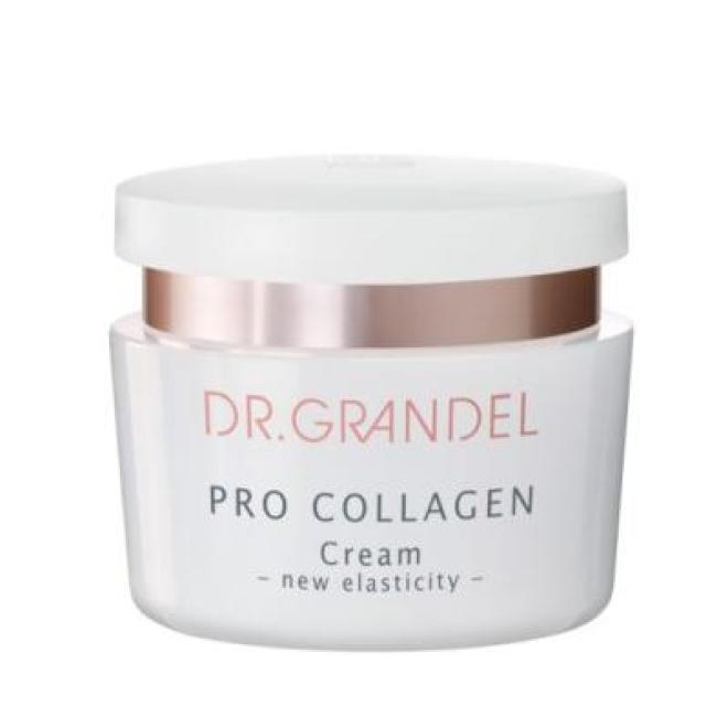 Dr. Grandel  Krem Dr Grandel Pro Collagen Cream kolagenowy ujędrniająco wygładzający 50ml Крем универсальный --//-- оптом