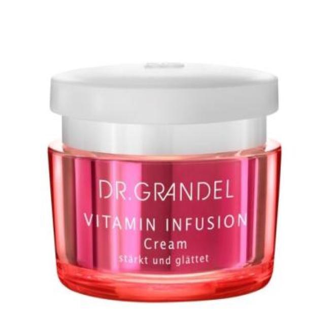 Dr. Grandel  Krem Dr Grandel Vitamin Infusion Cream witaminowy 50ml Крем универсальный --//-- оптом