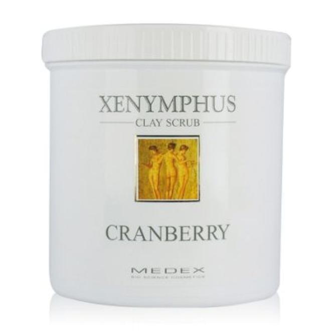 Medex  Peeling do ciała i twarzy Medex Xenymphus Cranberry żurawinowy do skóry delikatnej 500ml Пиллинг тела  оптом