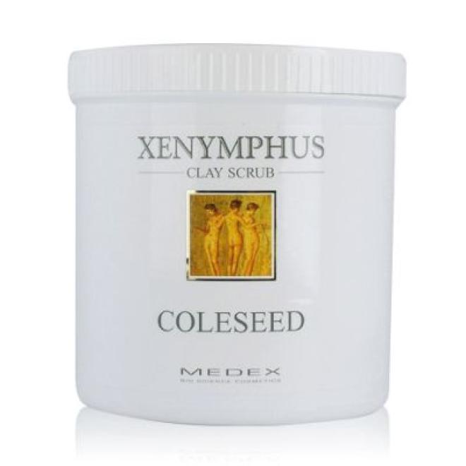 Medex  Peeling do ciała twarzy i skóry głowy Medex Xenymphus Coleseed z ekstraktem z pestek rzepaku do skóry suchej 500ml Пиллинг тела  оптом