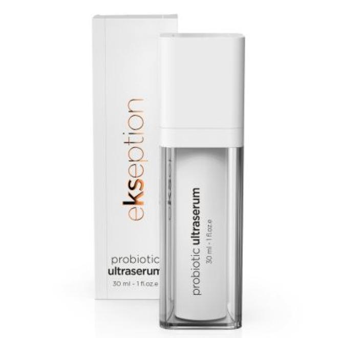 Ekseption  Serum na noc Ekseption Ultraserum Probiotic do skóry wrażliwej atopowej 30ml Сыворотки --//-- оптом
