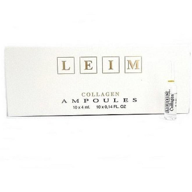 Leim  Ampułki COLLAGEN Leim 10x4ml Ампулы, мезотерапия  оптом