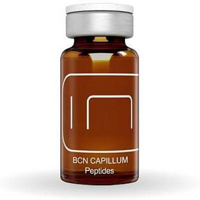 Institute BCN  Koktajl peptydowy Capillum Peptides przeciw wypadaniu włosów IBCN 1 x 5ml Ампулы, мезотерапия --//-- оптом